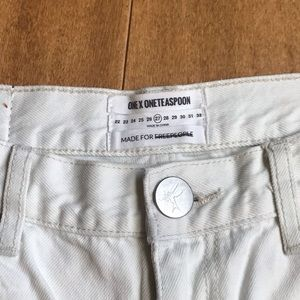 One Teaspoon Jeans - ONE by one teaspoon for Free People Jeans